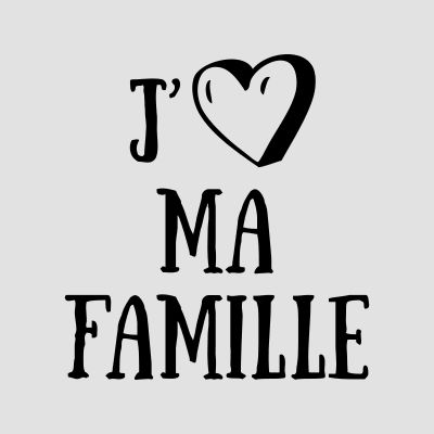 famille T-Shirts