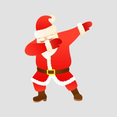 Weihnachtsmann Pullover