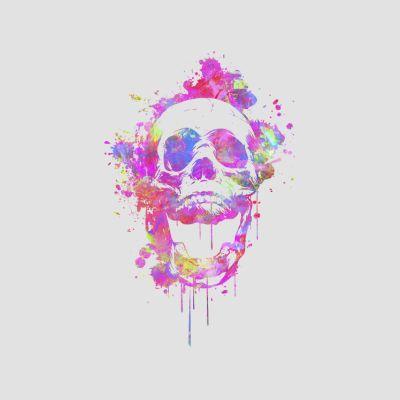 Tête de Mort T-Shirts