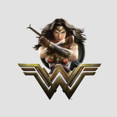 Wonder Woman t-skjorter