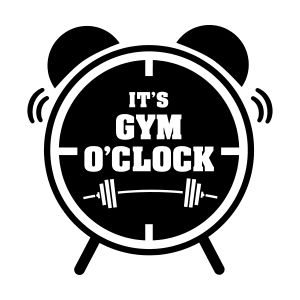 it s gym o clock t shirts