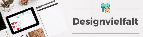 Riesige Design-Auswahl