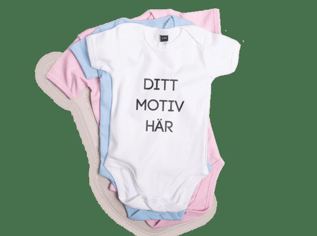 Tryck personliga bebiskläder och presenter  c9adaf72a10e3