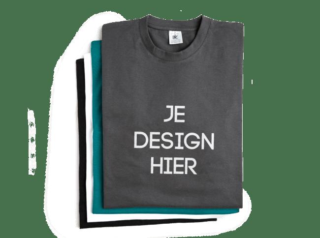 fe74e96287402a Snel en persoonlijk  goedkoop zelf T-shirts ontwerpen