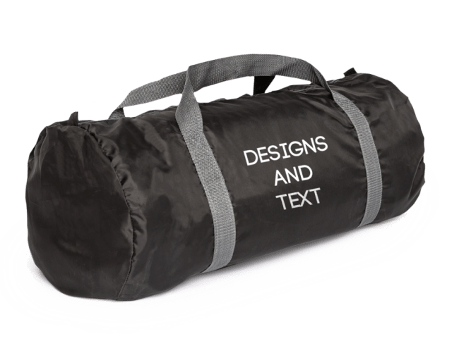 Personalised Duffel Bags   Spreadshirt UK 37f33dd76c