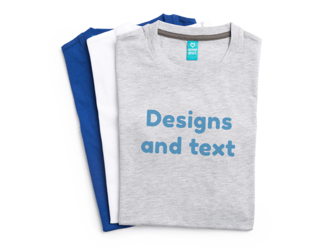 Design personalised kids T-shirts and personalised children s clothes 20fbcbad968