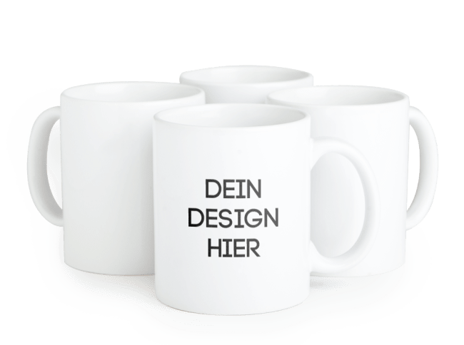 tassen bedrucken kaffeebecher fototassen spreadshirt. Black Bedroom Furniture Sets. Home Design Ideas