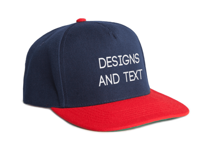 Design your own custom snapbacks and flexfit caps with Spreadshirt 195f3561bd6