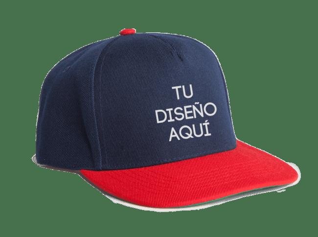 7adb0ebe26506 Crea tu propia gorra