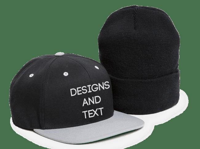 Custom Caps Hats Beanies Spreadshirt