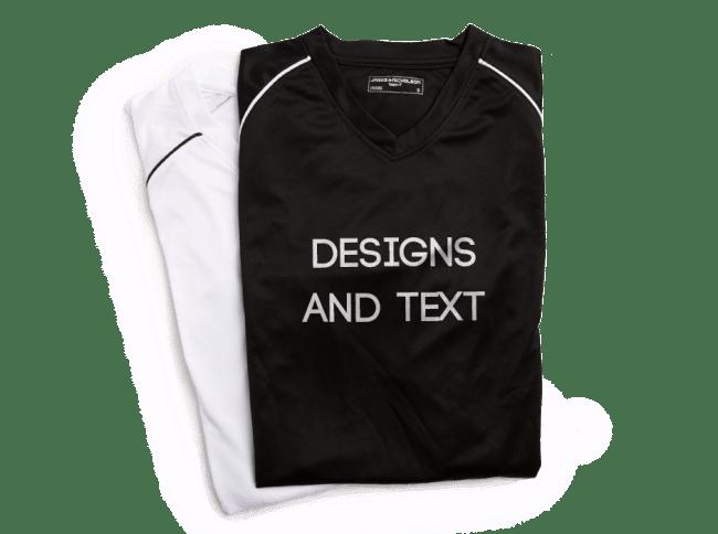 3453c5706 Design custom sportswear and custom sports clothing online
