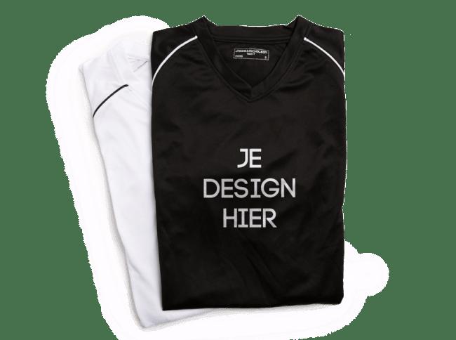 sport shirt ontwerpen