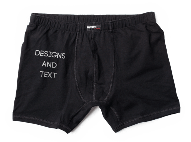 5127b0f07d9 Boxers. Design your own personalised boxer shorts