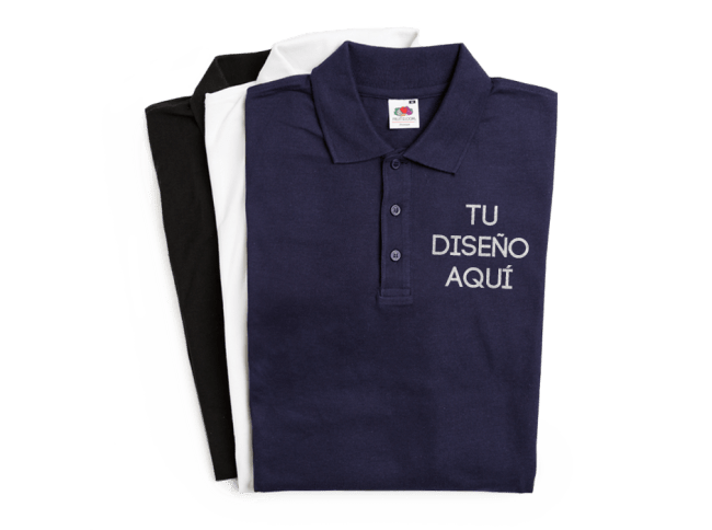 1a941e0f429d7 Diseña tu propio polo y destaca especialmente. Diseñar camiseta polo