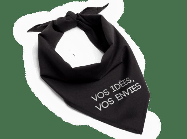 4500a4fbe10 Créez un foulard personnalisé pour femme et homme