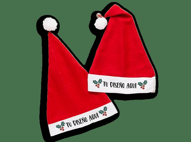Gorros navideños