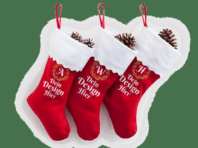 Weihnachtsstrümpfe