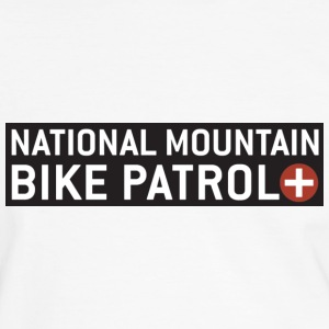 National Mountain Bike Patrol - Männer Kontrast-T-Shirt