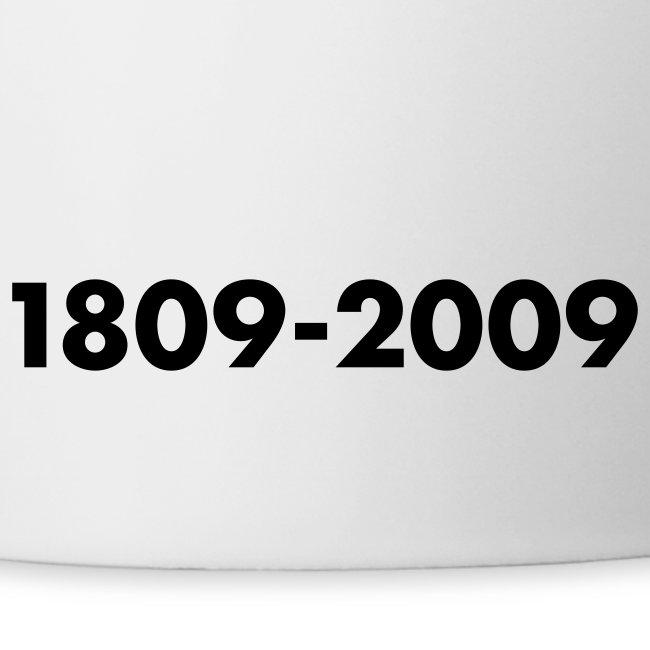 1809-2009 Tasse