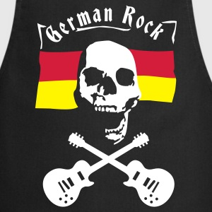 skull_germany  Aprons - Cooking Apron
