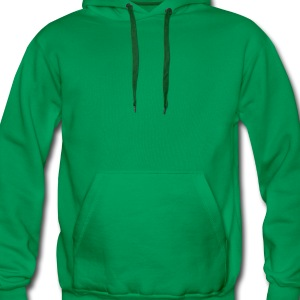 Irish Mechanic back T-Shirts - Men's Premium Hoodie