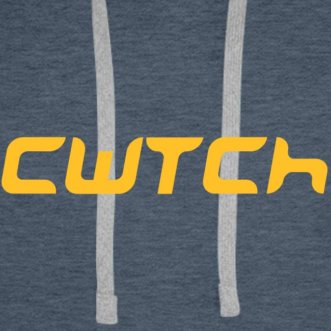 cwtch - hoodie