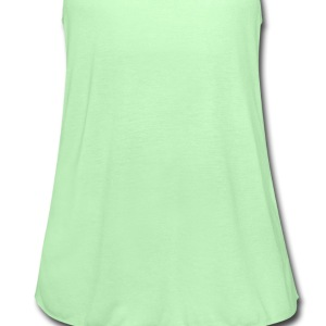 Green beer shamrocks Women's Premium T-Shirt - Women's Tank Top by Bella