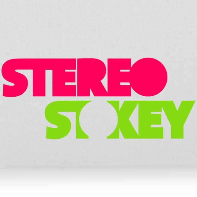 Stereo Stokey Just-Add-Pram Bag