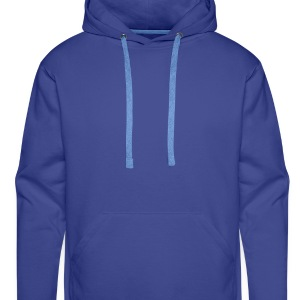 Happy easter chick Full Colour Mug - Men's Premium Hoodie