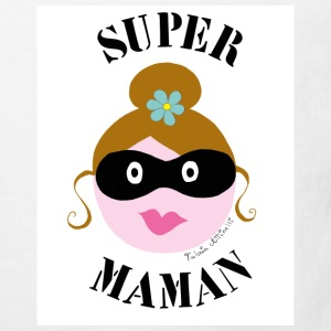 Super Maman - T-shirt Bio Enfant