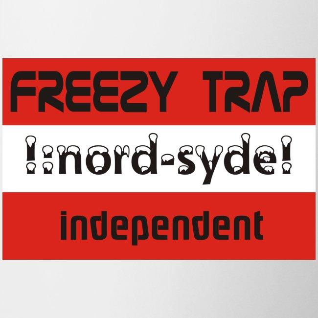 Freezy Trap LogoTasse