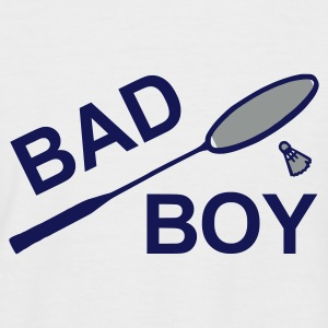 bad boy 2 Tee shirts - T-shirt baseball manches courtes Homme