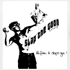 Slap the goon - T-shirt Homme