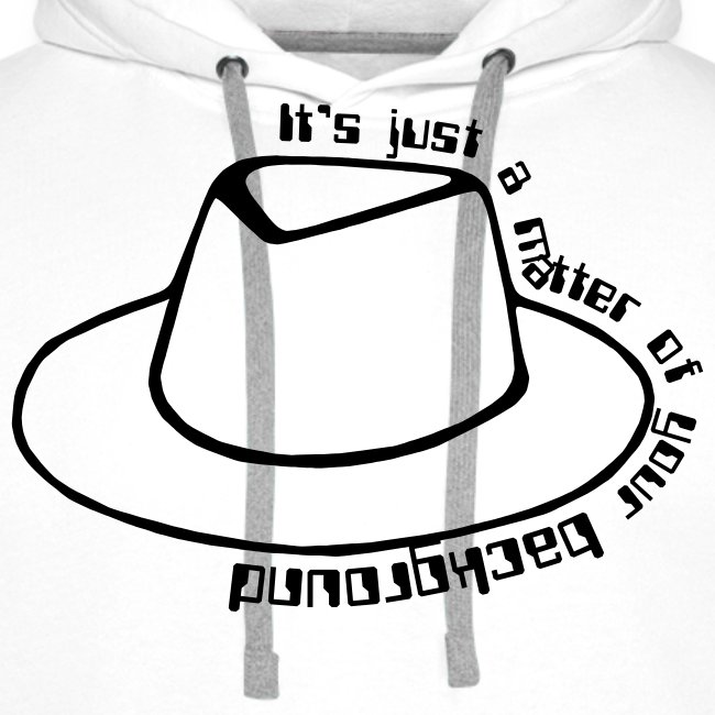 A matter of your background (whitehat edition)