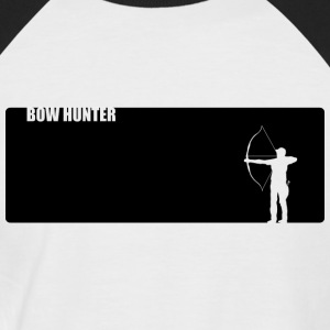 Bowhunter - Männer Baseball-T-Shirt