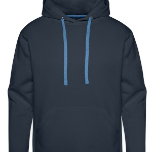 this is what an awesome big sister looks - Men's Premium Hoodie