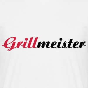 Grillmeister, barbecue - Männer T-Shirt