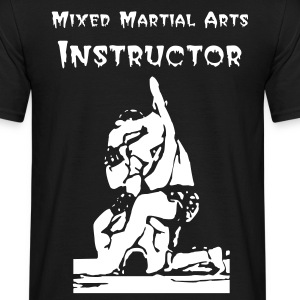 T-Shirt Mixed Martial Arts Instructor loose fit - Männer T-Shirt