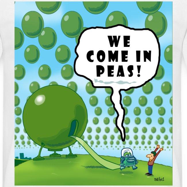 Come in Peas