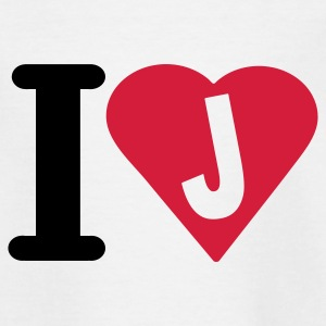 i_love_j - Teenage T-shirt