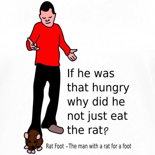 Rat Foot