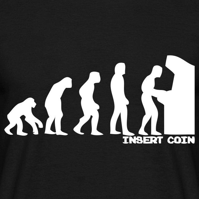 evolucion insert coin
