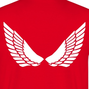 aile - ailes - wings - T-shirt Homme