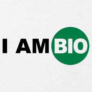 I am Bio - T-shirt Bio Enfant