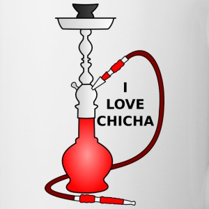 Tasse I Love Chicha Rouge - Tasse