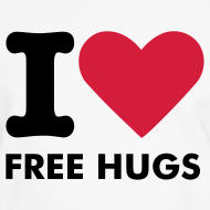 Design ~ I love free hugs