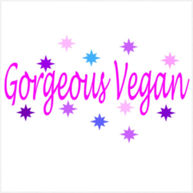 Gorgeous Vegan basic T