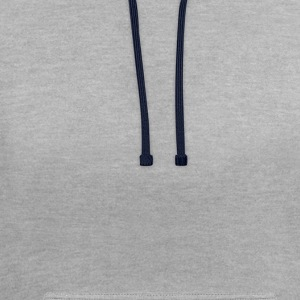 This Is What An Awesome Sister Looks Like T-Shirts - Contrast Colour Hoodie