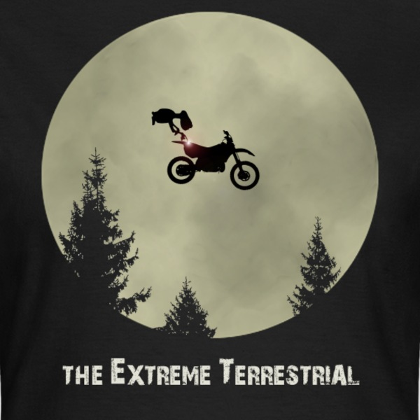 Extreme Terrestrial T-Shirts - Women's T-Shirt