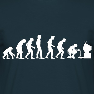 gamers evolution T-shirt - Maglietta da uomo